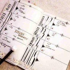 Bullet Journal ou BUJO : et l'organisation devient addictive