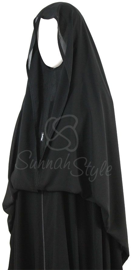 Butterfly Hijab by Sunnah Style #SunnahStyle #hijabstyle #khimar