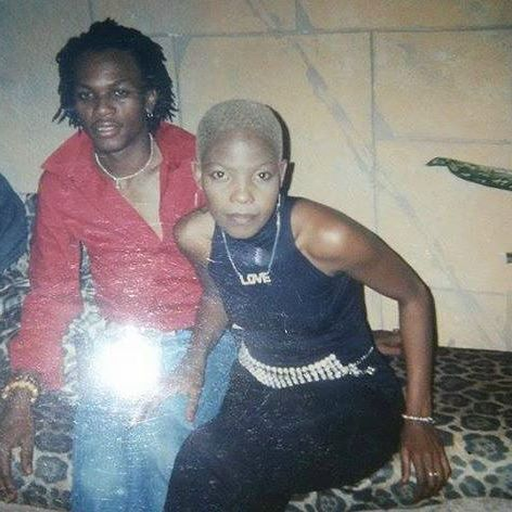 Now this is a serious throwback memories with the late super star #LeboMathosa #tbt #reverse