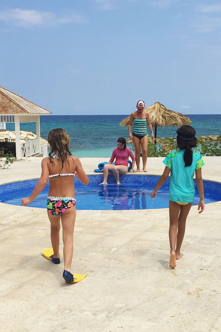 Come on in, the water's fine! With so many fun family activities at Hyatt Ziva Rose Hall, boredom is never an issue.
