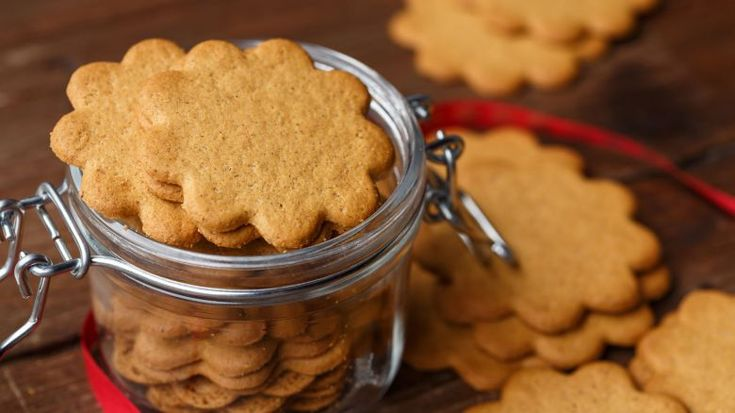 Ricette vegetariane: come si fanno i biscotti allo zenzero