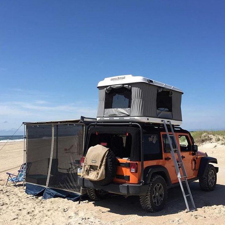 Best 25+ Jeep Tent Ideas On Pinterest