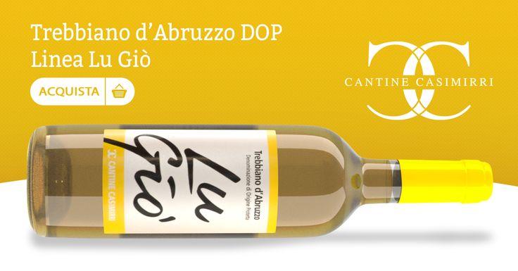 Trebbiano d'Abruzzo DOP 2016 – Cantine Casimirri