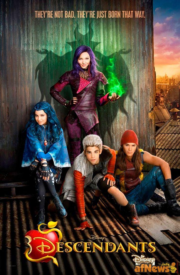Descendants Trailer - Ad Ottobre su Disney Channel - http://www.afnews.info/wordpress/2015/06/10/descendants-trailer-ad-ottobre-su-disney-channel/