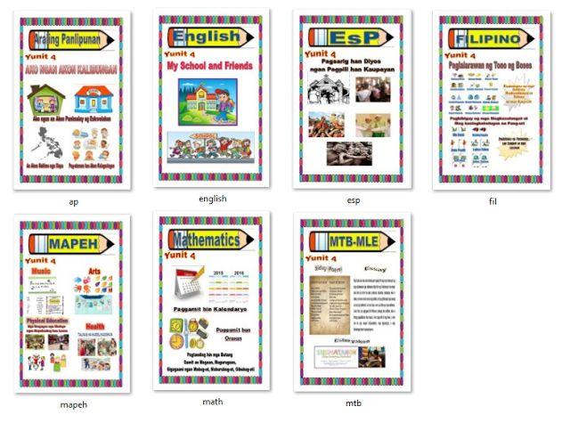 High Quality Bulletin for Grade 1 (4th Quarter) | DEPED ...