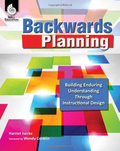 28 best backwards design images on pinterest - Instructional design plan examples ...