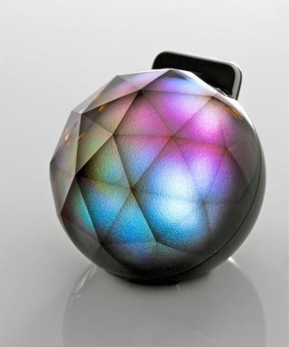 Black Diamond 2 para iPhone - Lámpara, despertador y amplificador de sonido para iPhone