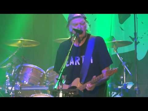 Neil Young & Crazy Horse - Who's Gonna Stand Up and Save the Earth? Live at The Marquee Cork 2014 - YouTube