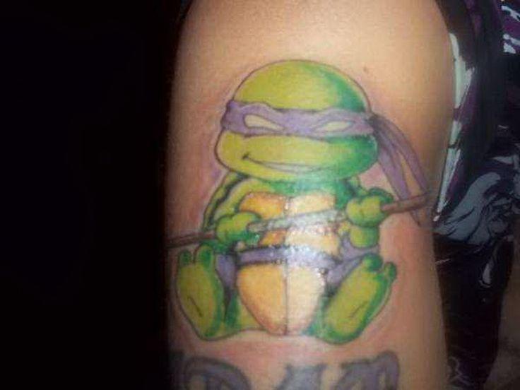 Baby name footprint tattoo » baby-ninja-turtle-tattoo-5370233
