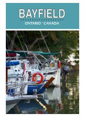 The Village of Bayfield, Ontario » On the Shores of Lake Huron