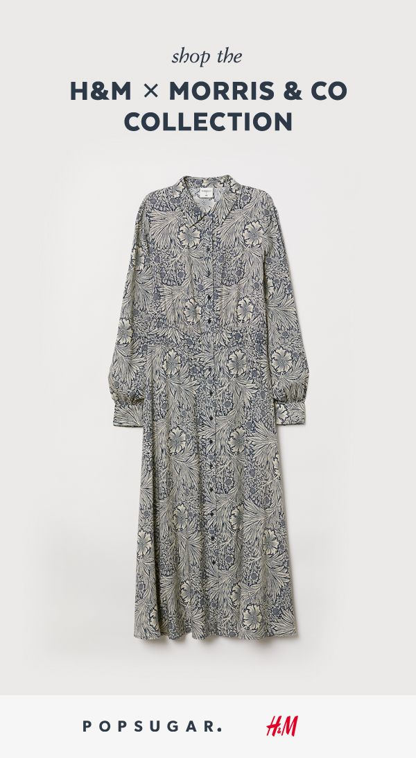 0392ebddd9c5 Fall in love with this romantic maxi dress. #HM #ad | Looks We Love ...