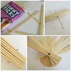 Papel Pendulum: Ventiladores do papel