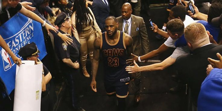 There are rumblings that LeBron James' days in Cleveland are numbered and it should scare the bejeezus out of Cavs fans