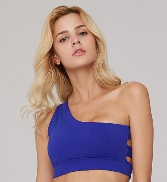 5370ad577 The Venus one-shoulder sports bra doesn t only look good