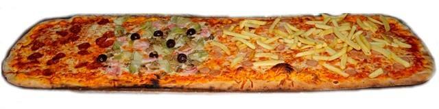 Serata speciale di pizza  con giro pizza Proposta di nuove Pizze ( novità ) Pizza al metro Patatine  e bibita € 10,00