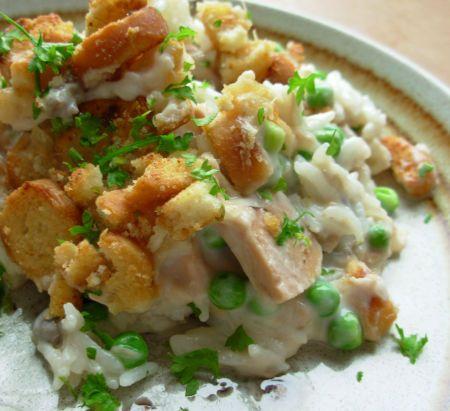 In the Pantry Tuna-Rice Casserole