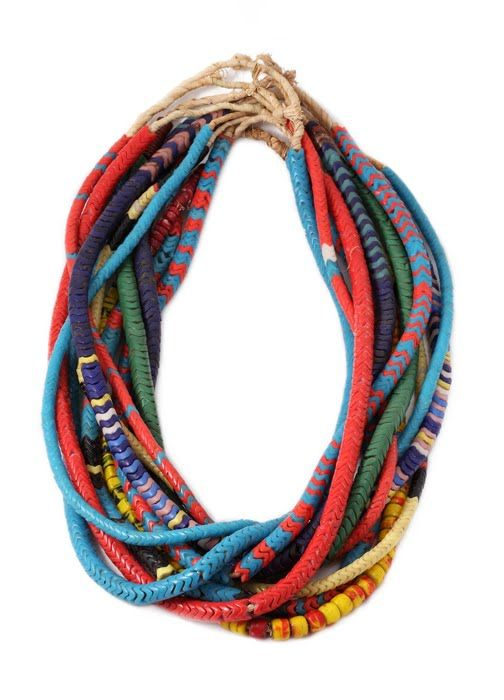 .: Trade Beads, Africans Trade, Fashion, Africans Beads, Beads Necklaces, Style, Color, Jewelry, Snakes Beads