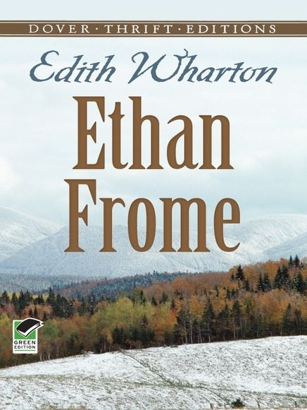the theme of failure in edith whartons ethan frome English 11 at set 1 b/d ethan frome essay edith wharton's ethan frome:   word spreads quickly, especially when something as severe as a failed double.