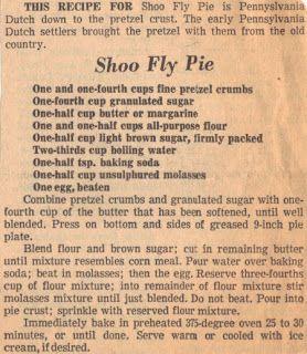 I remember my Grandma saying this. LOL  Old school recipe