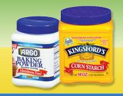 Vintage recipe for cornstarch pudding          Argo & Kingsford's Corn Starch | Over 100 Years of Quality.