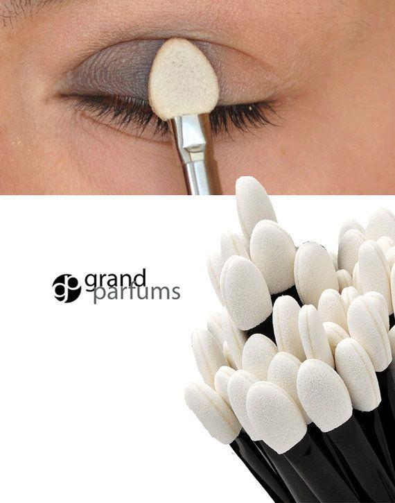 100 applicatori monouso ombretto bacchetta con di GrandParfums