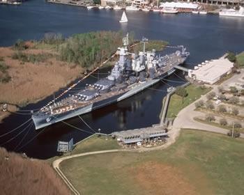 Battleship North Carolina - Wilmington