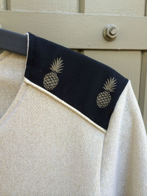 Blouse ananas - Inspiration