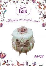 Свадебный торт заказать в Виннице