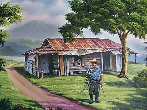 Nostalgia casitas de campo pinterest nostalgia and art - Casitas de campo ...
