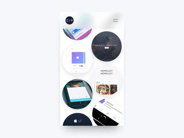 Charles mobile portfolio