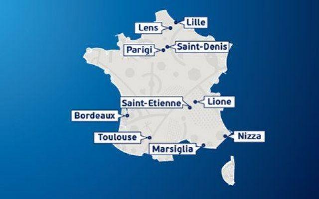 Quali città ospiteranno gli europei di calcio in Francia Euro 2016? MarsigliaLa città più vecchia della Francia vanta 2.500 anni intensi di storia, e ora ha molto di cui essere soddisfatta per quanto vissuto fino a ora.Saint-Etienne Saint-Etienne in passato era legat #euro2016