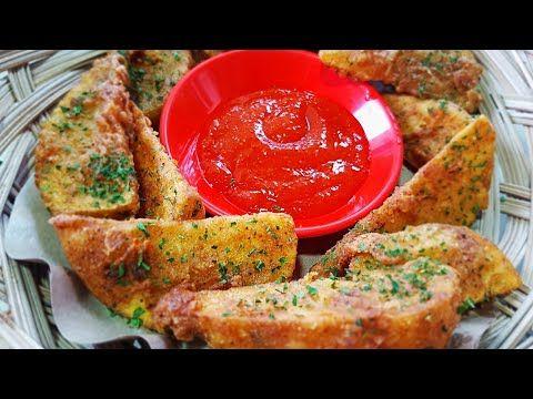 Resep Dan Cara Membuat Potato Wedges Snack Yang Gampang Banget Cara Buatnya Youtube Di 2020 Ide Makanan Resep Resep Masakan