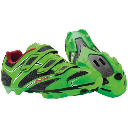 Northwave Scorpius 3S MTB Shoes, size 6