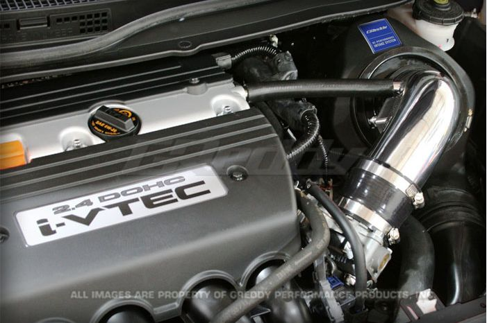 GReddy Air Intake Systems are designed to be the perfect match to free-flowing GReddy Exhaust systems, like the SP Elite, RS-Racing Sport and Evo3. Like our exhausts we carefully study each specific a