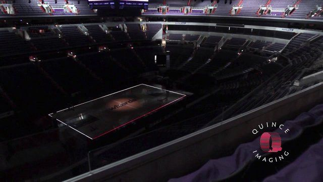 Basketball Court 3D Mapping