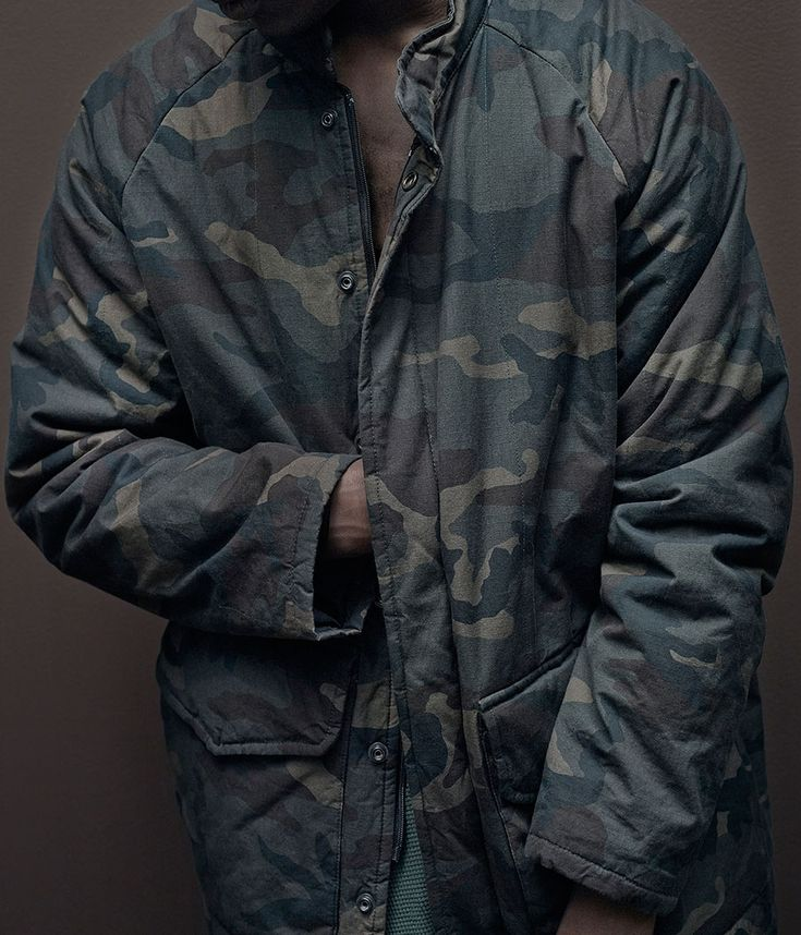 Yeezy Season 1 Apparel Lookbook