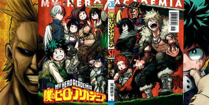 My Hero Academia 132 - Manga Stream
