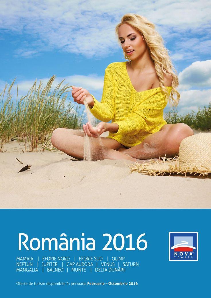 Catalog nova travel romania vara 2016