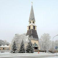 Rovaniemi, la casa de Santa Claus - Finland