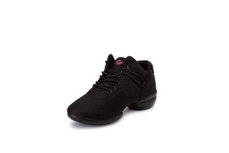 Hybrid Quilt Jazz Sneakers - TheDanceStreet.com
