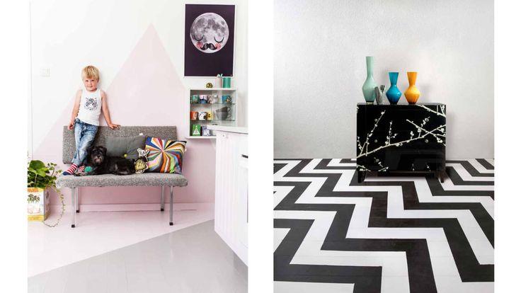 17 beste idee n over muur ontwerp schilderen op pinterest verf muur ontwerp muurschildering - Keuken eiland dimensie ...