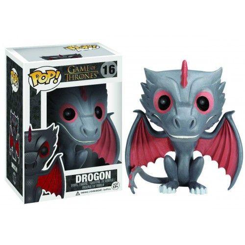 Funko Pop! Drogon the Dragon, Dragão, Game of Thrones, HBO, GOT, Funkomania, Séries
