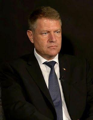 Rezervistul : Mesajul Preşedintelui României, domnul Klaus Iohan...