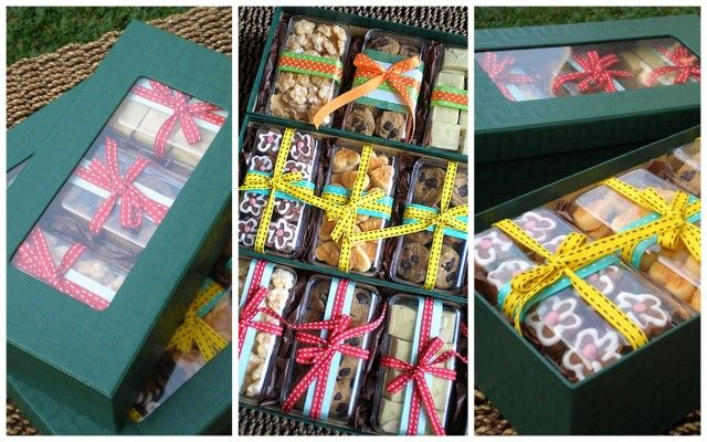 Cookies Hampers... #cookies #hampers #parcel #cooking #baking #lebaran