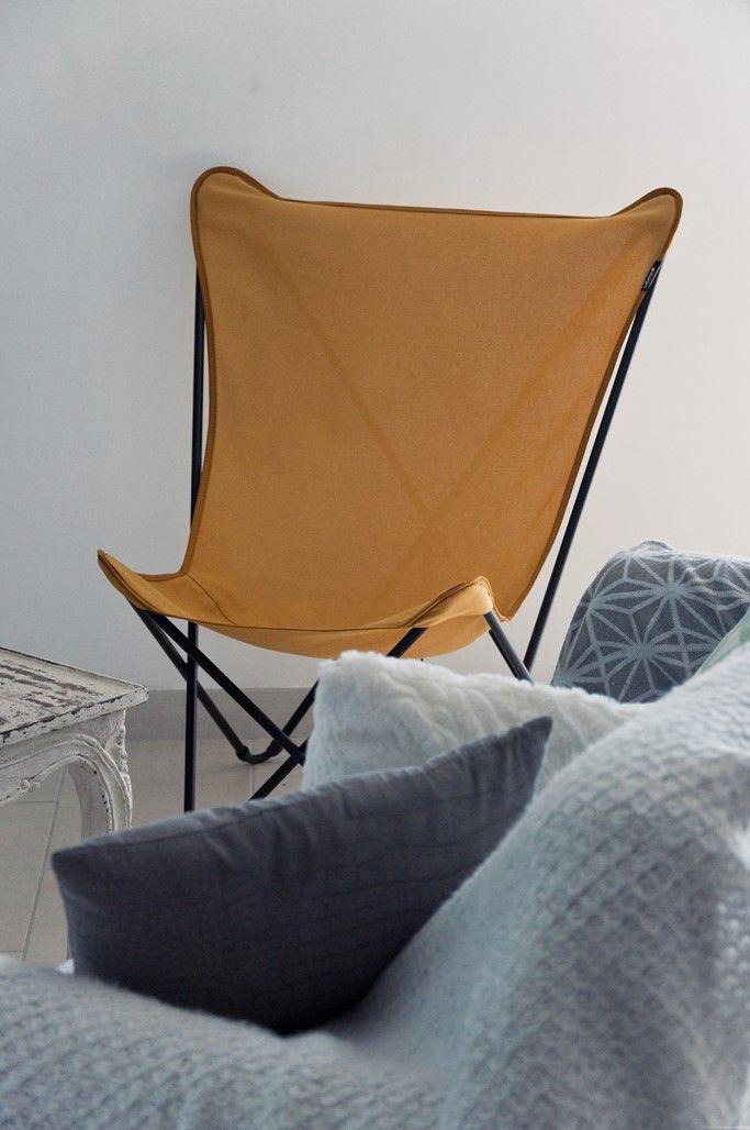 Fauteuil design pop up curry lafuma mobilier decoration salon blog