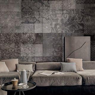 Instagram photo by behangfabriek - Mural Ensemble by Wall & Deco #behang #wallanddeco #wallcovering #tapete #papierpeint