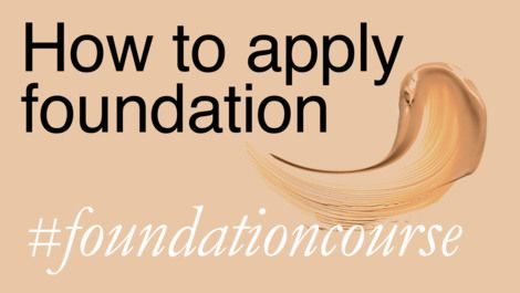 How To Apply Foundation - pThis, the 3rd film in my #foundationcourse series, is a basic guide to the best and most pracitcal ways of applying foundation. The easiest ways to achieve a flawless and natural looking base X/p