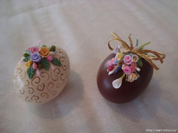 украшение пасхальных яиц сахарной мастикой (3) (700x525, 228Kb)