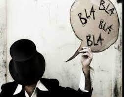 BIANCO ,NERO E GRIGIO Amici quante volte nella nostra vita incontriamo persone che non smettono mai di parlare…..che lo fanno troppo …..togliendoci il piacere della loro compagnia!? A me è successo...