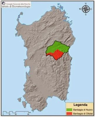 Sardegna: Cinema Sardegna - Barbagia, donne e pastori